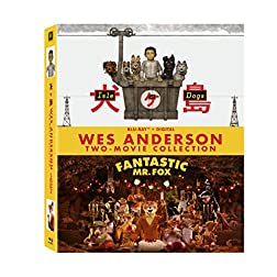 Isle Of Dog & Fantasitc Mr. Fox [Blu-ray]