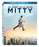The Secret Life of Walter Mitty [Blu-ray]