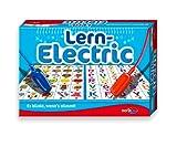 Noris Spiele 606013711 Lern-Electric, Kinderspiel von Noris