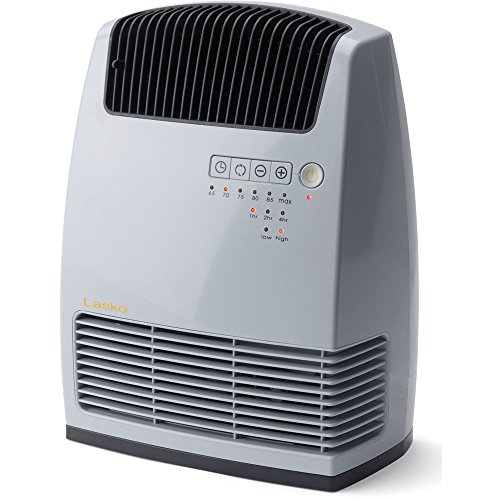 B008D29WCY Lasko CC13251 Electronic Ceramic Heater with Warm Air Motion Technology