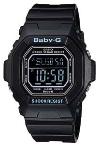 [カシオ]CASIO 腕時計 Baby-G ベビージー Baby-G BASIC ブラック BG-5600BK-1JF レディース