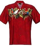 2017 Pono Fashions Hawaiian Aloha Shirt by WinnieFashion (Cotton)(USA)