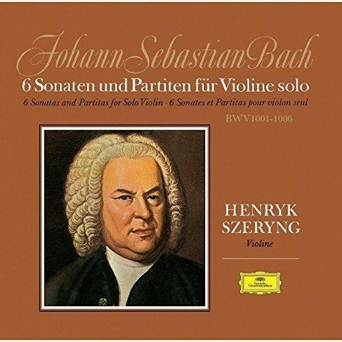 SACD : BACH / SZERYNG,HENRYK - J.s.bach: Sonatas & Partitas For Violin (2 Discos)