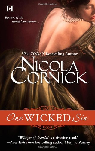 Image of One Wicked Sin (Scandalous Women of the Ton)