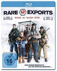 Rare Exports - Eine Weihnachtsgeschichte [Blu-ray]