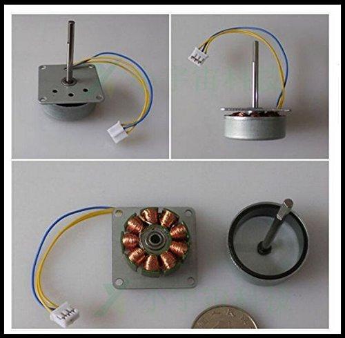Electric Generator Alternator Wind Micro Hydro Energy Renewable Mini Science RPM ;TM79F-32M UGBA562870 (Hydro Alternator compare prices)