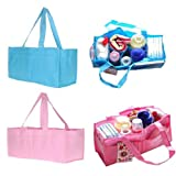 2 Colors Portable Baby Diaper Storage Organizer Mother Bag Handbag