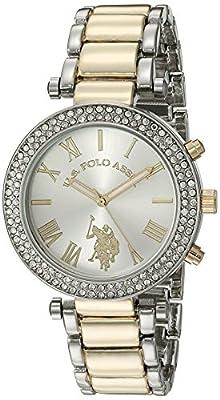 U.S. Polo Assn. Women's Quartz Two Tone Dress Watch (Model: USC40171)