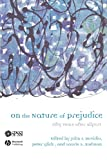 img - for On the Nature of Prejudice: Fifty Years After Allport book / textbook / text book