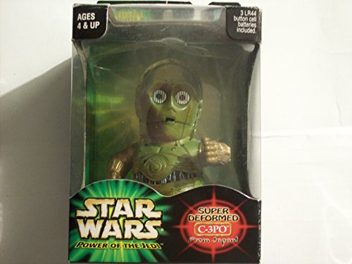 Star Wars Super Deformed C-3p0