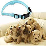 Alcoa Prime New Bright Flashing LED Light Pet Night Safety Adjustable Nylon Dog Collar Leash Rope Belt Drop