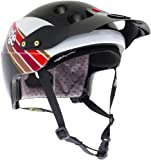 EOL OFF Urge Endur O Matic Lid - Scrambler Black/White/Red, L/XL