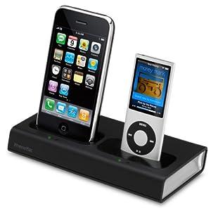 Duo Station de charge pour iPhone/iPod: TV & Vidéo