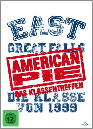 American Pie - Das Klassentreffen [Blu-ray] [Limited Collector's Edition]
