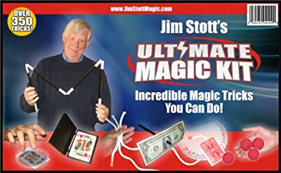 Jim Stott's Ultimate Magic Kit by Custom Magic Products
