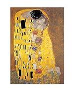 ARTOPWEB Panel Decorativo Klimt Il Bacio 96x136 cm