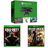 Xbox One 1TB Console - 3 Games Holiday Bundle + Call of Duty: Black Ops III + Mad Max