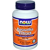 Boswellia Extract 600mg Now Foods 90 VCaps
