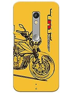 myPhoneMate Benelli TNT 600i case for Moto X Play