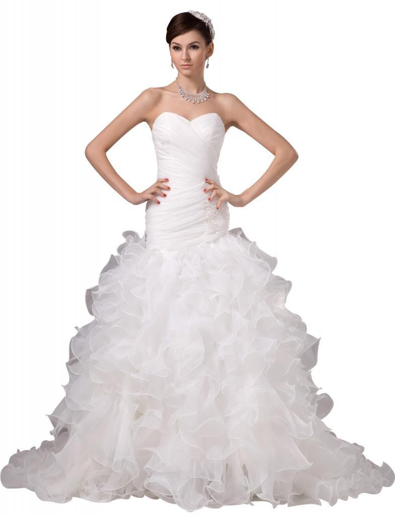 Amazon com GEORGE BRIDE $200 Above Dresses Women Clothing