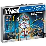 K'nex Serpent's Spiral Coaster - 1114 pcs