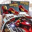 Marvel Iron Man Sheet Set (Twin)