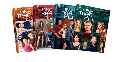 One Tree Hill: Complete Seasons 1-4 (24pc)