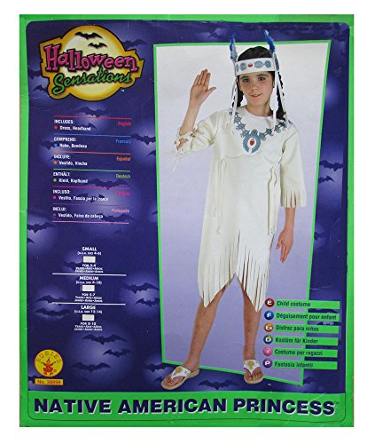 Rubies Girls 'Native American Princess' Halloween Costume
