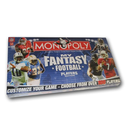 MONOPOLY: My Fantasy NFL Players Edition - NFL