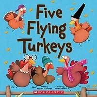 Five Flying Turkeys