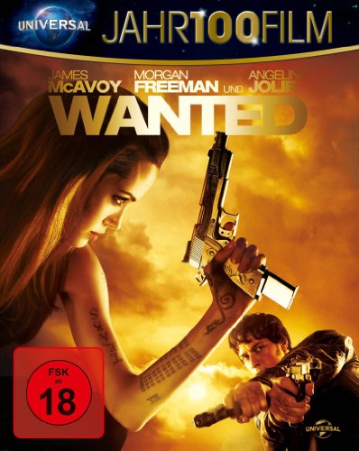 Wanted - Jahr100Film [Blu-ray]