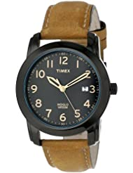 Timex T2P1339J Elevated Classics Leather
