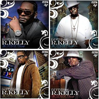 R kelly double up album download