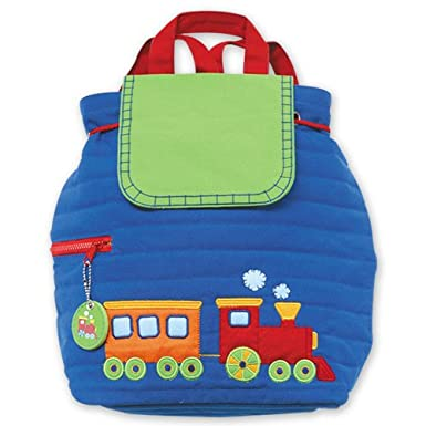 Stephen Joseph Boys 2-7 Quilted Backpack