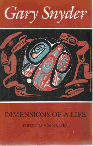 Gary Snyder: Dimensions of a Life, Halper, Jon