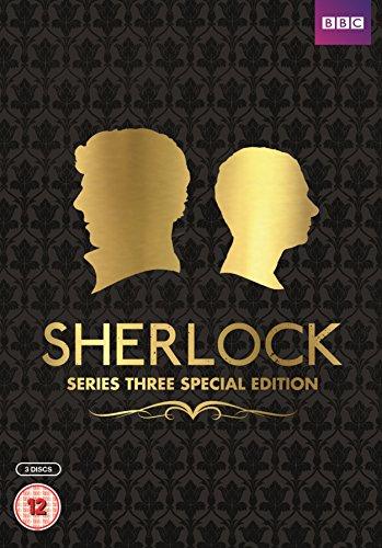 Sherlock: Complete Series Three (3 Dvd) [Edizione: Regno Unito]