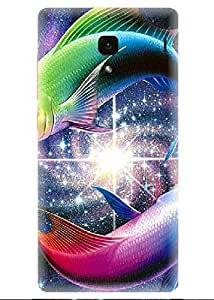 Spygen Premium Quality Designer Printed 3D Lightweight Slim Matte Finish Hard Case Back Cover For Xiaomi Redmi 1S