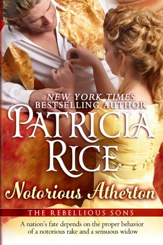 Image of Notorious Atherton (Rebellious Sons) (Volume 3)