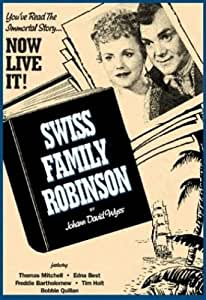 SWISS FAMILY ROBINSON (1940) Thomas Mitchell, Edna Best