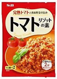21.6gX10 one element of S & B Nikomeshi tomato risotto