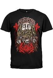 JSR Men's Bloodbath Jesus T-Shirt