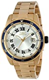 Invicta Men's 13993 Pro Diver Silver Dial 18k Gold Ion-Plated Stainless Steel Automatic Watch