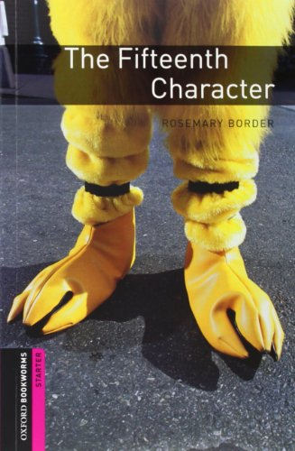 The Fifteenth Character CD Pack (Oxford Bookworms Library)