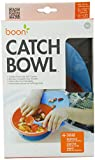 Boon Catch Bowl with Spill Catcher,Blue/Orange