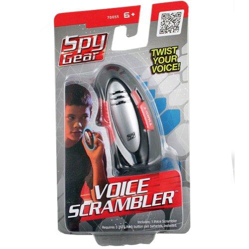 Spy Voice Scrambler - 1