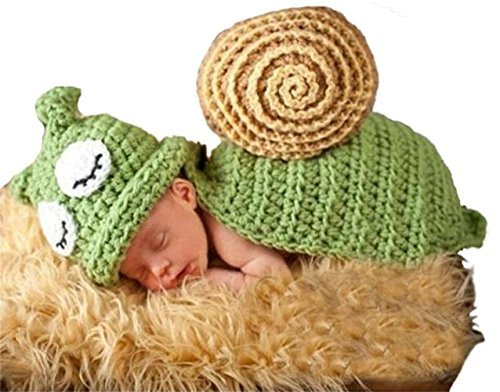 pep-babyr-baby-photography-prop-animal-knitted-crochet-costume-hat-caps-snail-green