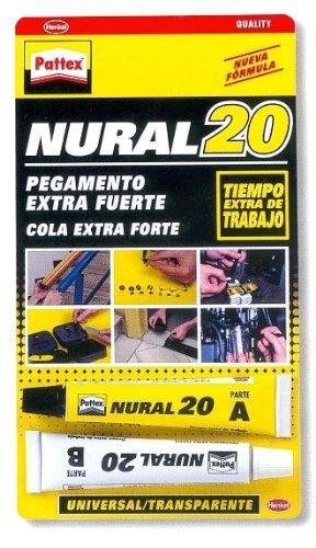 Pegamento de dos componentes nural 20