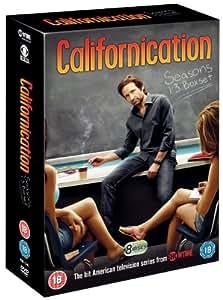 Californication - Season 1-3 Box Set [DVD]