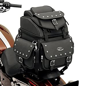 Saddlemen BR1800 EX Studs Sissy Bar Bag