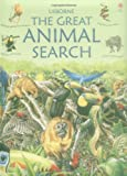 The Great Animal Search (Usborne Great Searches) (1409508536) by Jackson, Ian